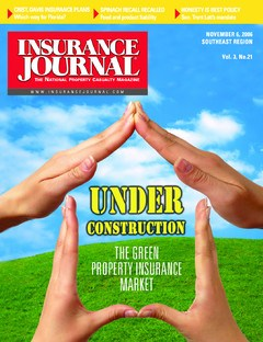 Insurance Journal Southeast November 6, 2006
