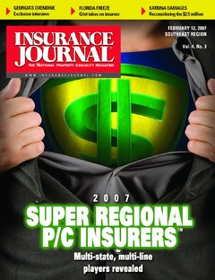 Insurance Journal Southeast February 12, 2007