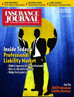 Insurance Journal Southeast March 26, 2007