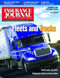 Insurance Journal Southeast October 22, 2007