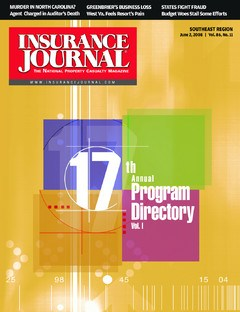 Insurance Journal Southeast June 2, 2008
