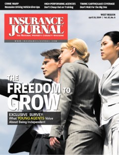 Insurance Journal Southeast April 20, 2009