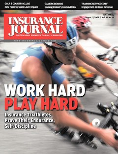 Insurance Journal Southeast August 17, 2009