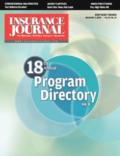 Insurance Journal Southeast December 7, 2009