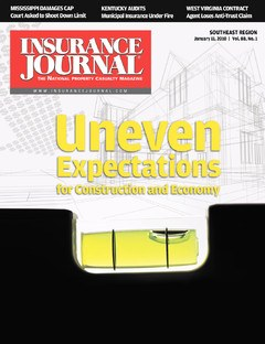 Insurance Journal Southeast January 11, 2010