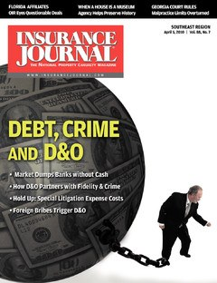 Insurance Journal Southeast April 5, 2010
