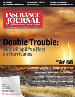 Insurance Journal Southeast June 21, 2010