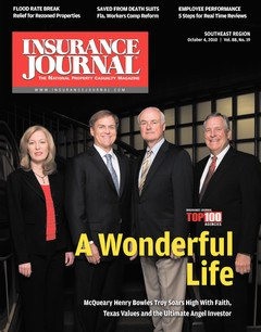 Insurance Journal Southeast October 4, 2010