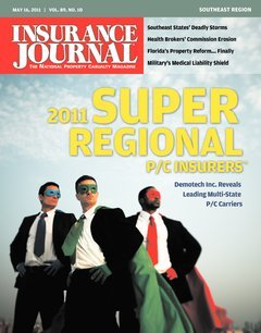 Insurance Journal Southeast May 16, 2011