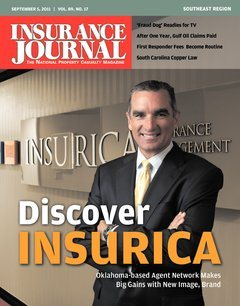 Insurance Journal Southeast September 5, 2011