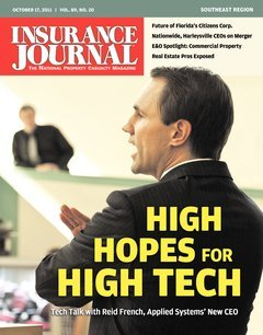 Insurance Journal Southeast October 17, 2011