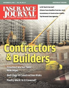 Insurance Journal Southeast November 21, 2011