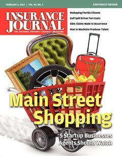 Insurance Journal Southeast February 6, 2012