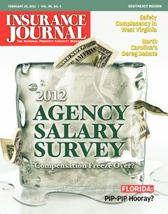 Insurance Journal Southeast February 20, 2012
