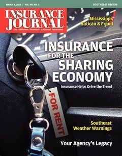 Insurance Journal Southeast March 5, 2012
