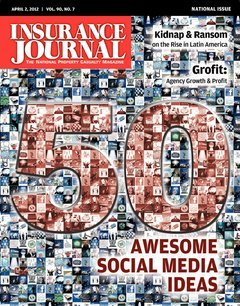 Insurance Journal Southeast April 2, 2012