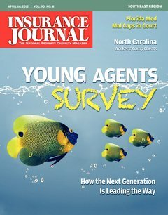 Insurance Journal Southeast April 16, 2012