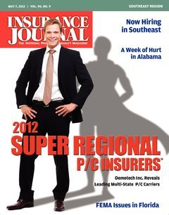 Insurance Journal Southeast May 7, 2012