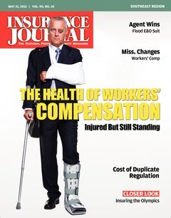 Insurance Journal Southeast May 21, 2012