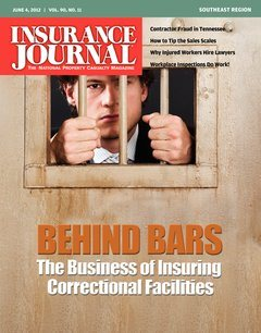 Insurance Journal Southeast June 4, 2012