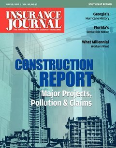 Insurance Journal Southeast June 18, 2012
