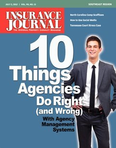 Insurance Journal Southeast July 2, 2012
