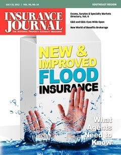 Insurance Journal Southeast July 23, 2012