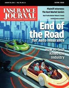 Insurance Journal Southeast August 20, 2012
