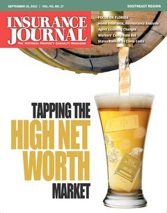 Insurance Journal Southeast September 10, 2012