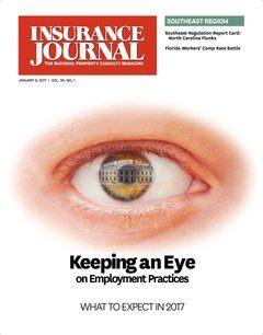 Insurance Journal Southeast January 9, 2017