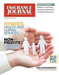 Insurance Journal Southeast April 17, 2017