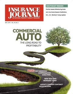 Insurance Journal Southeast May 1, 2017