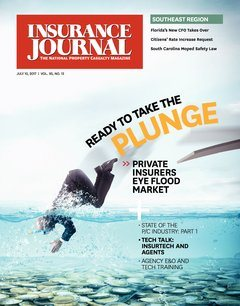 Insurance Journal Southeast July 10, 2017