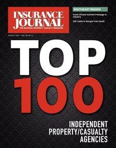 Insurance Journal Southeast August 7, 2017