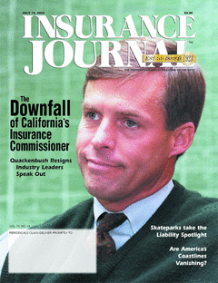 The Downfall of California's Insurance Commissioner