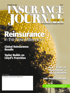 Reinsurance in the New Millennium - Big 'I' Stands for 'Independen' at
