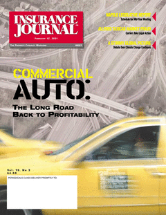 Commercial Auto: The Long Road Back to Profitability