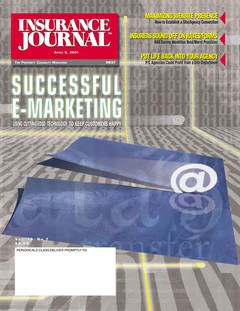Insurance Journal West April 9, 2001