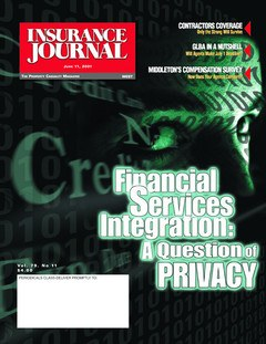 Insurance Journal West June 11, 2001