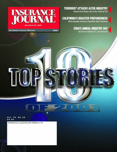 Top 10 Stories of 2001