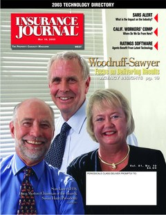 Insurance Journal West May 19, 2003