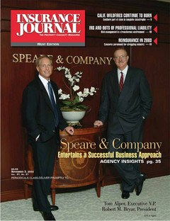 Insurance Journal West November 3, 2003