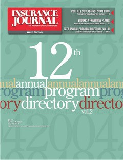 Insurance Journal West April 19, 2004