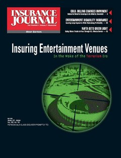 Insurance Journal West June 21, 2004