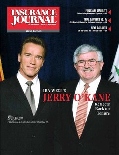 Insurance Journal West August 23, 2004