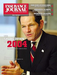 Insurance Journal West December 20, 2004