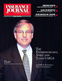 Insurance Journal West April 18, 2005