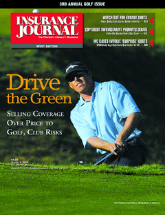3rd Annual Golf Issue