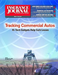 Insurance Journal West November 21, 2005