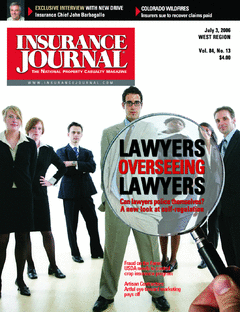 Lawyers overseeing lawyers; can lawyers police themselves- A new look